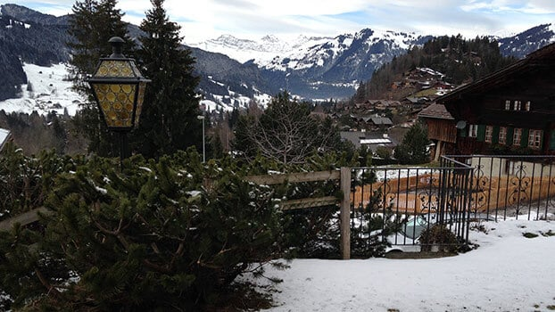 Gstaad Apartment