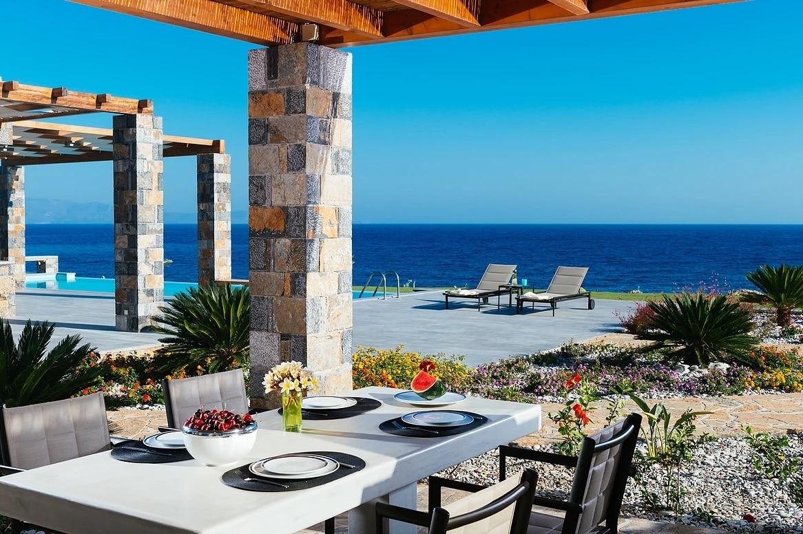 Outdoor Seaside Sitting