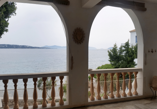Sea View Front
