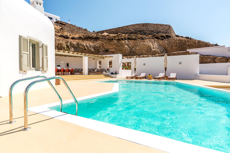 Luxury Villa by the Beach Mykonos