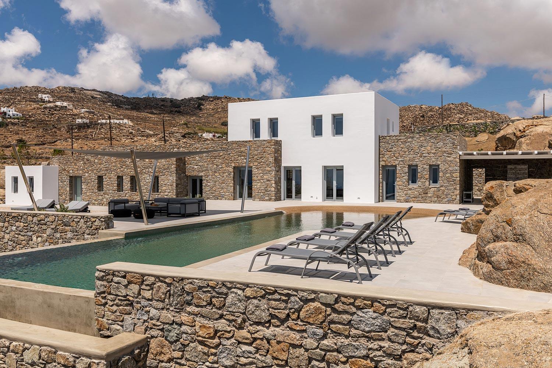 Exclusive Stunning 10 Bedroom Villa - Mykonos