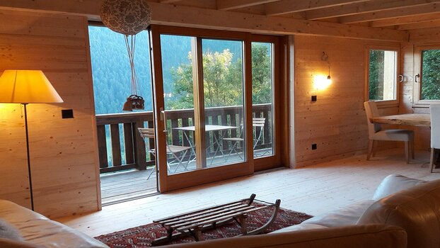 Modern & Authentic Chalet with PANORAMIC VIEW