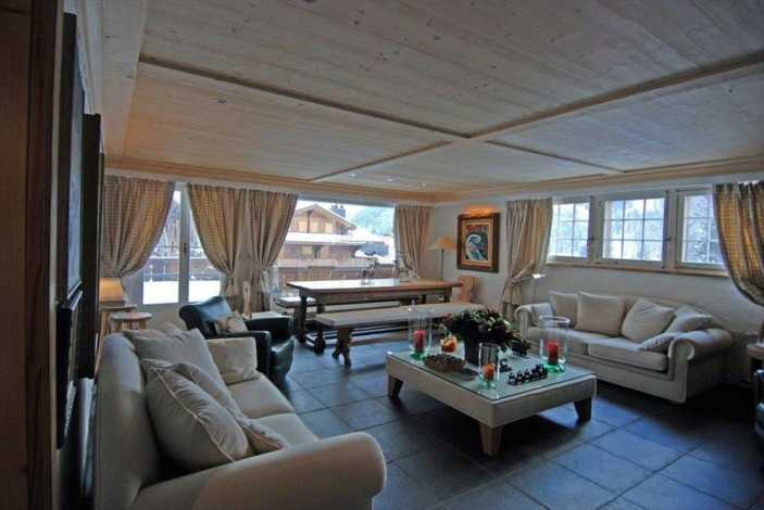 LUXURY APT WITH BEAUTIFUL TERRACE FACING SOUTH - GSTAAD