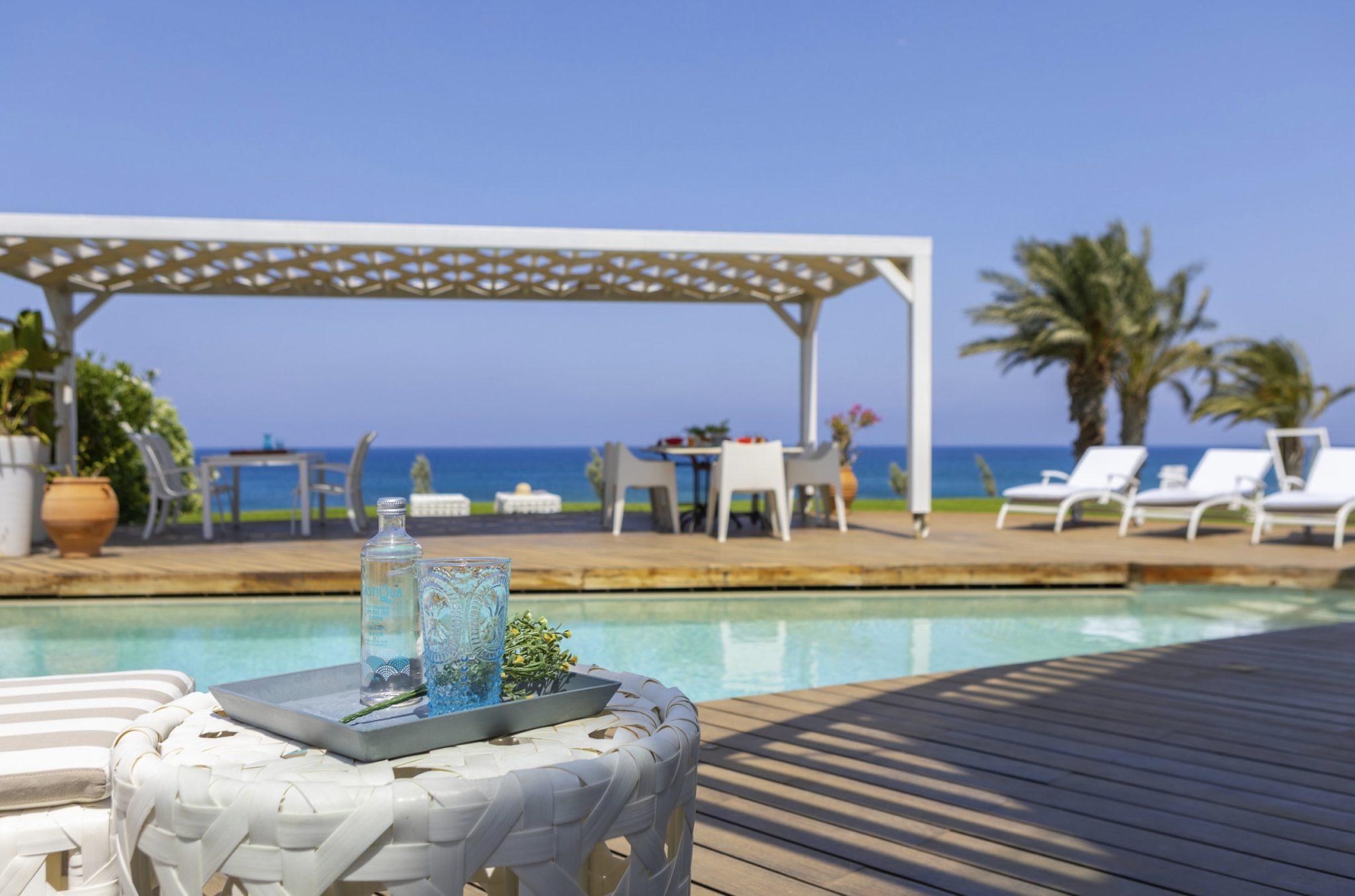 Villa Outdoor Pool View