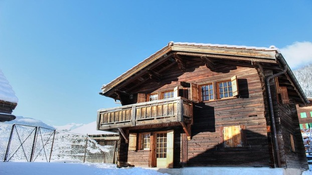 ROMANTIC CHALET IDEAL FOR COUPLES - GSTAAD