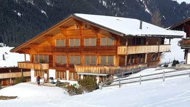 BEAUTIFUL CHALET WITH AN AMAZING VIEW - GSTAAD