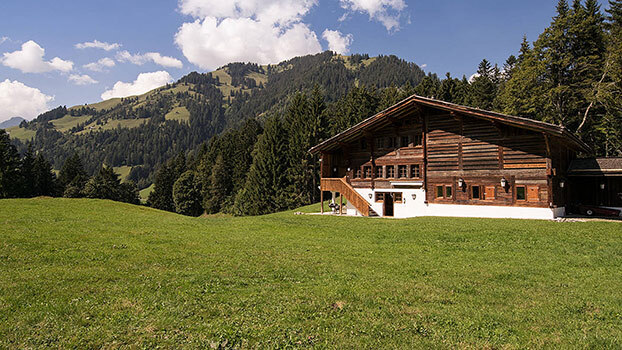 Large LUXURIOUS FARMHOUSE in Gstaad