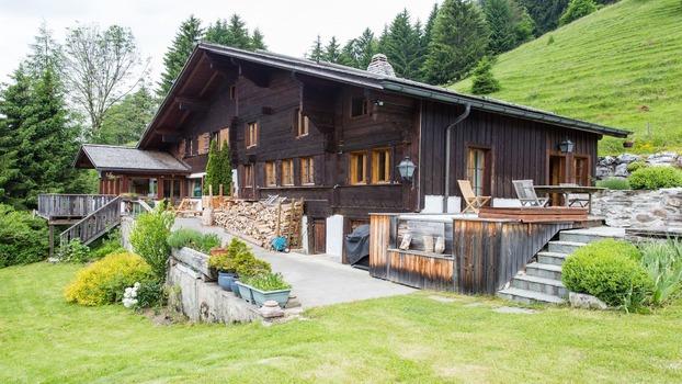 Chalet in Gstaad Super Ski Region