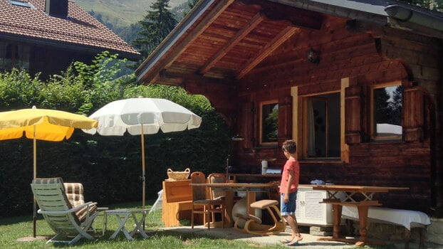 Chalet in Chateau d'Oex