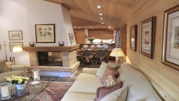 HIGH STYLE LUXURIOUS FLAT GSTAAD