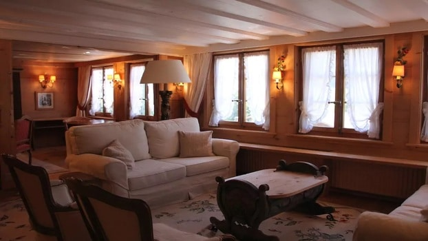 RENOVATED 400 YEAR OLD CHALET GSTAAD