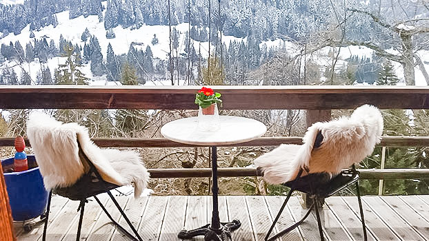 Luxury Chalet Rougemont Gstaad